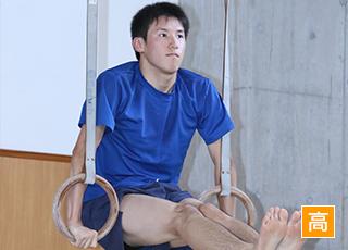体操競技部 クラブ写真