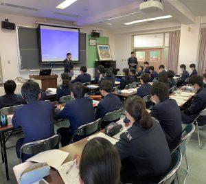 2/19(水) 中学/高校 生徒研究発表会