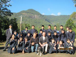 7000kmを越え「教室とオーストラリア」オンラインで再び